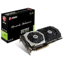 MSI GTX 1070 QUICK SILVER OC Twin Frozr VI 8GB GDDR5 Graphics Card